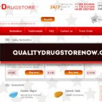 Qualitydrugstorenow.com Review - A Drugstore with a Wide Variety of Medications That is No Longer Online