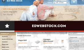 Edwebstock.com Review – Sold a Great Selection of ED Meds