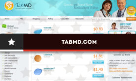 Tabmd.com Review – Pharmacy Selling Expired Pills Seized by the Authorities