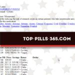 Top-pills-365.com Review – Closed Web Pharmacy with Limited Online Information
