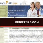 Pricepills.com Review - A Drugstore that is Now Offline