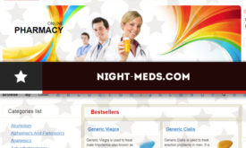 Night-meds.com Review – Forcefully Seized and Shut Down