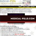 Medical-pills.com Review – One of the First Online Drugstores in the Business